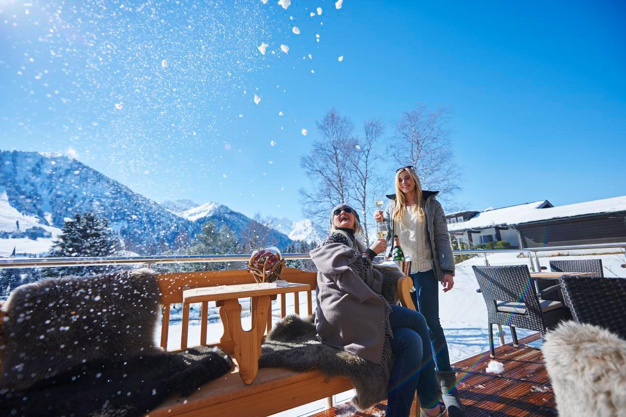 Maison de vacances Willkommen in Ihrem Boutique Chalet Herzhof - Mitten in den Alpen (1965000), Riezlern (AT), Kleinwalsertal, Vorarlberg, Autriche, image 3