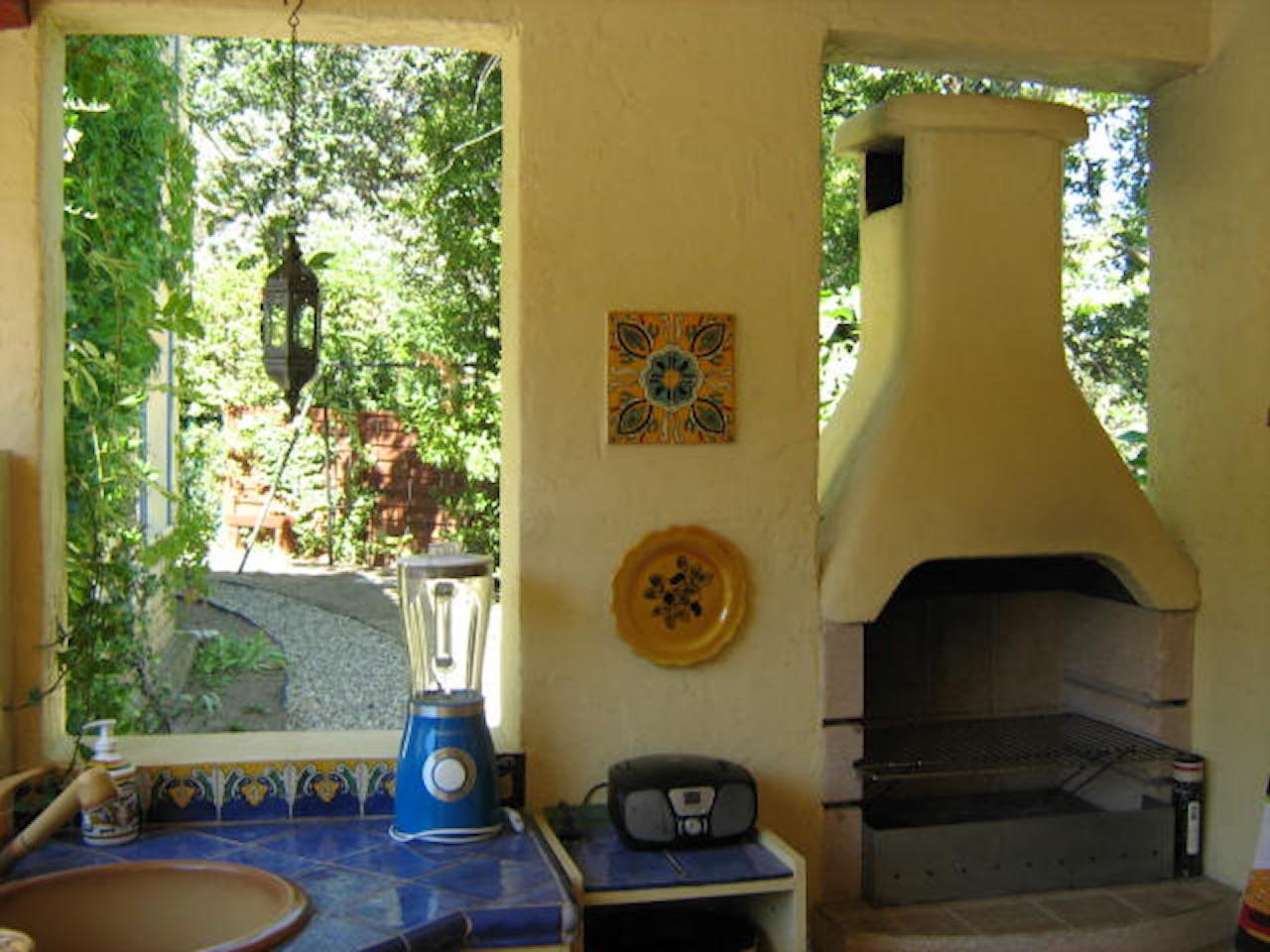 Ferienwohnung Provenzalische Gartenwohnung mit Pool zwischen Avignon, Orange und Uzès (1966060), Laudun l'Ardoise, Gard Binnenland, Languedoc-Roussillon, Frankreich, Bild 9