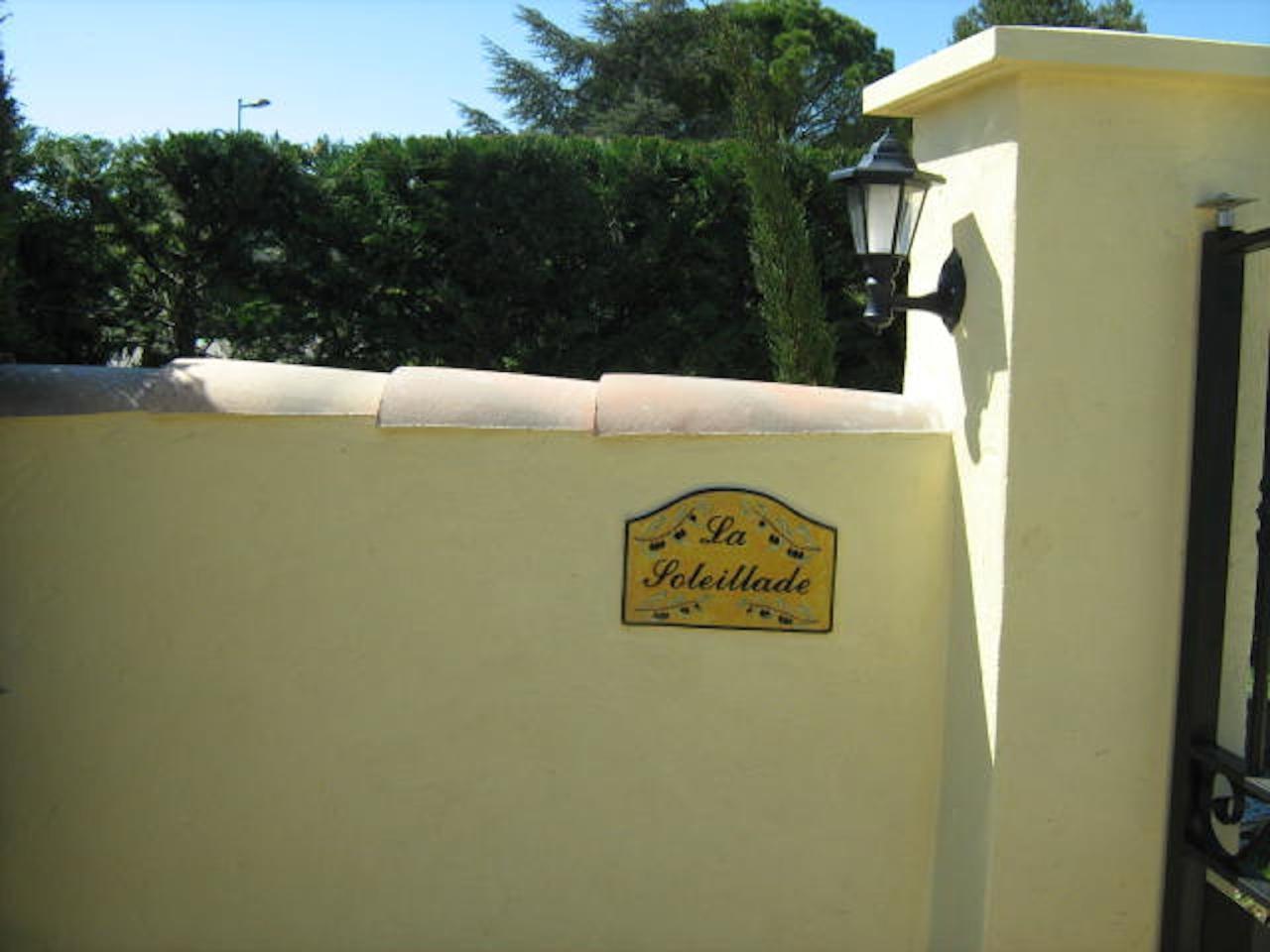 Ferienwohnung Provenzalische Gartenwohnung mit Pool zwischen Avignon, Orange und Uzès (1966060), Laudun l'Ardoise, Gard Binnenland, Languedoc-Roussillon, Frankreich, Bild 22
