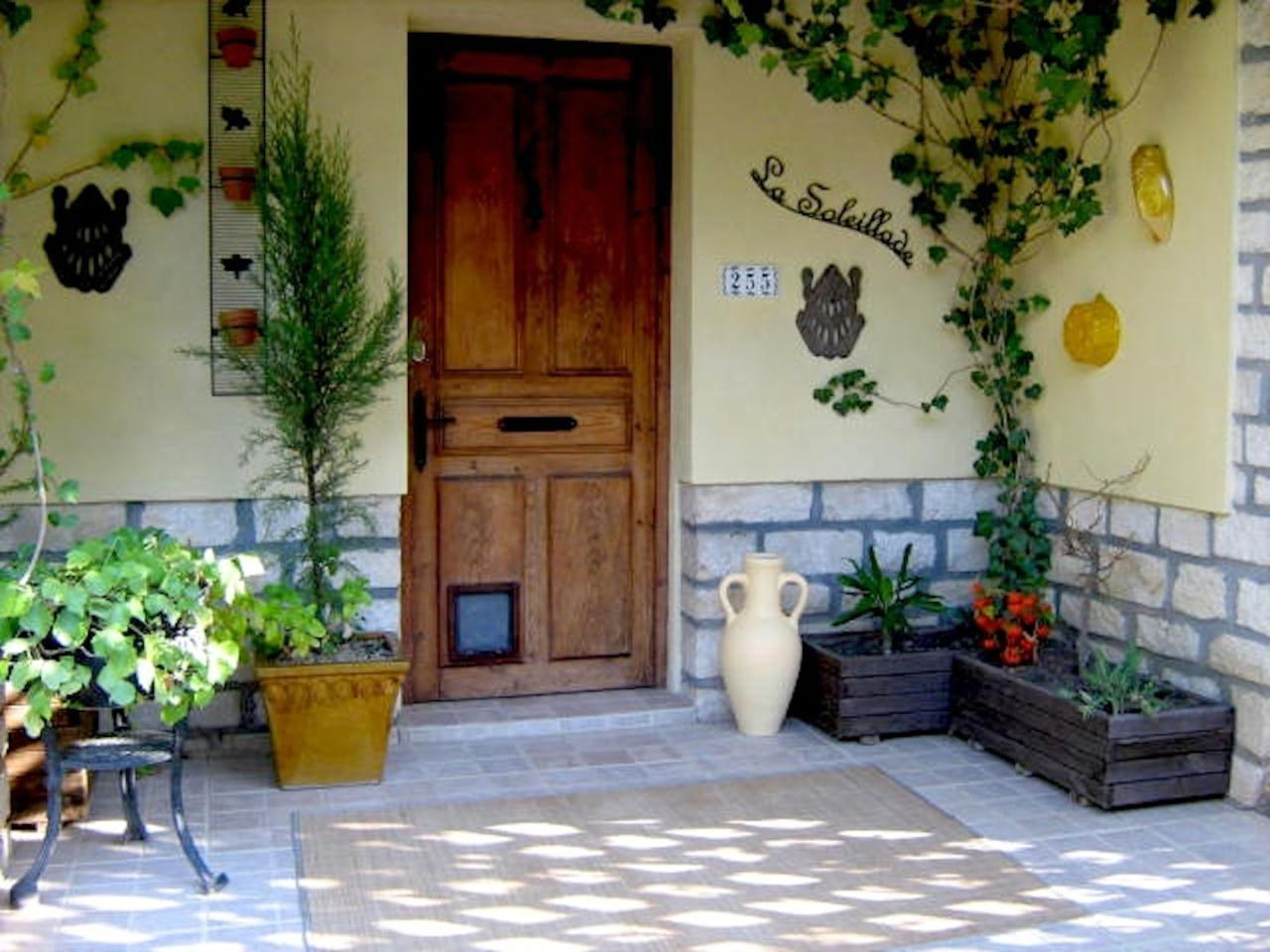 Ferienwohnung Provenzalische Gartenwohnung mit Pool zwischen Avignon, Orange und Uzès (1966060), Laudun l'Ardoise, Gard Binnenland, Languedoc-Roussillon, Frankreich, Bild 11