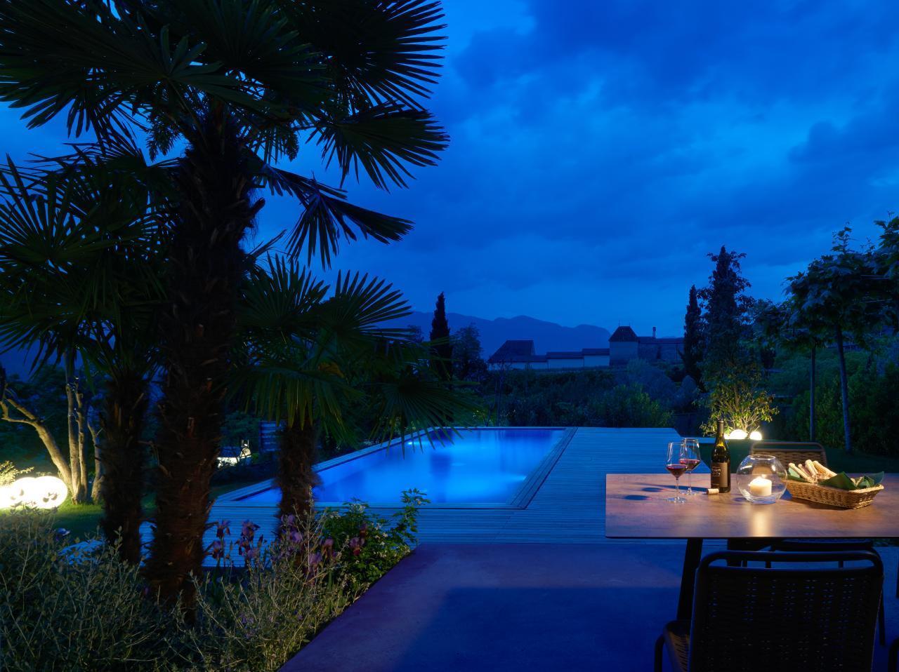 Ferienhaus Luxusvilla im Weindorf Kaltern am See mit Infinity Pool, Sauna, Weinkeller und großem Gart (1975236), Kaltern an der Weinstraße, Bozen, Trentino-Südtirol, Italien, Bild 38