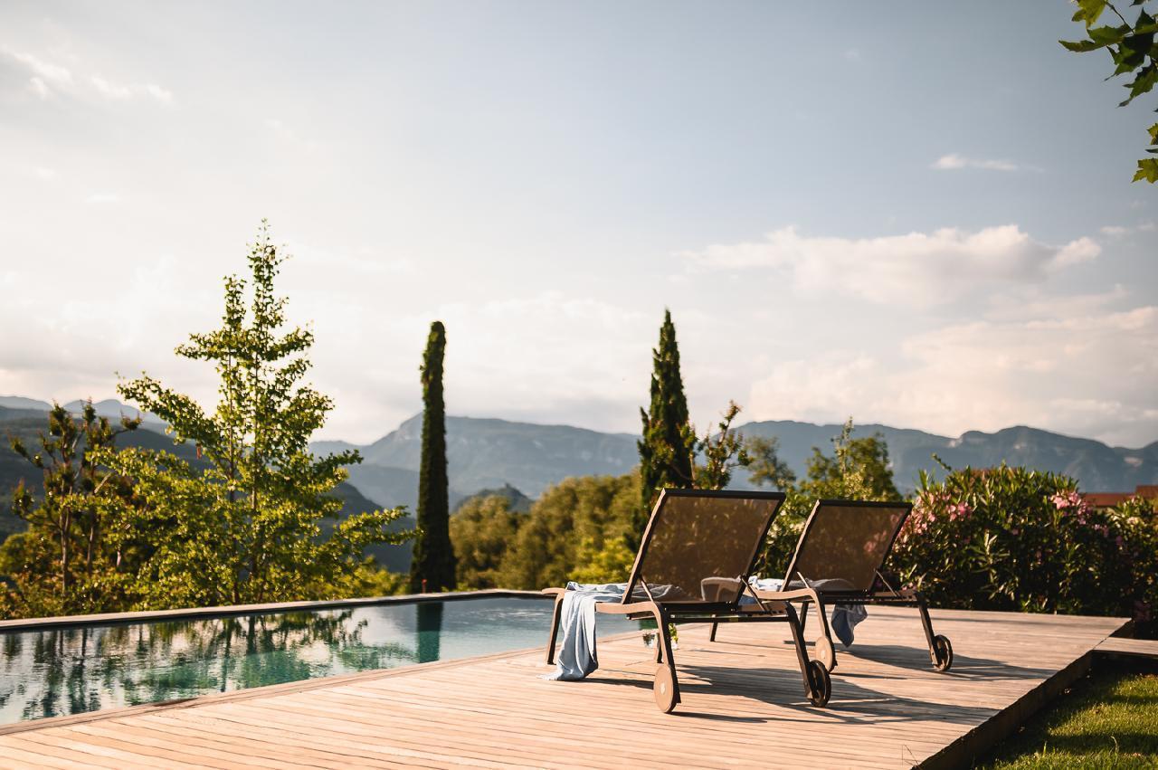 Ferienhaus Luxusvilla im Weindorf Kaltern am See mit Infinity Pool, Sauna, Weinkeller und großem Gart (1975236), Kaltern an der Weinstraße, Bozen, Trentino-Südtirol, Italien, Bild 2