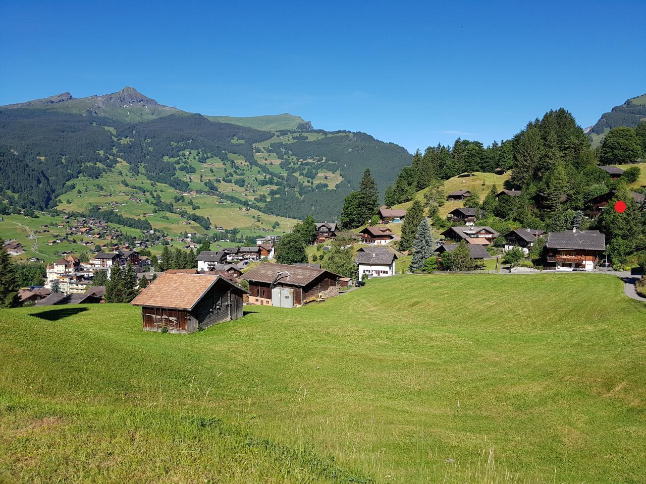 Ferienwohnung Chalet Moosrain - Studio West (1978339), Grindelwald, Jungfrauregion, Berner Oberland, Schweiz, Bild 9