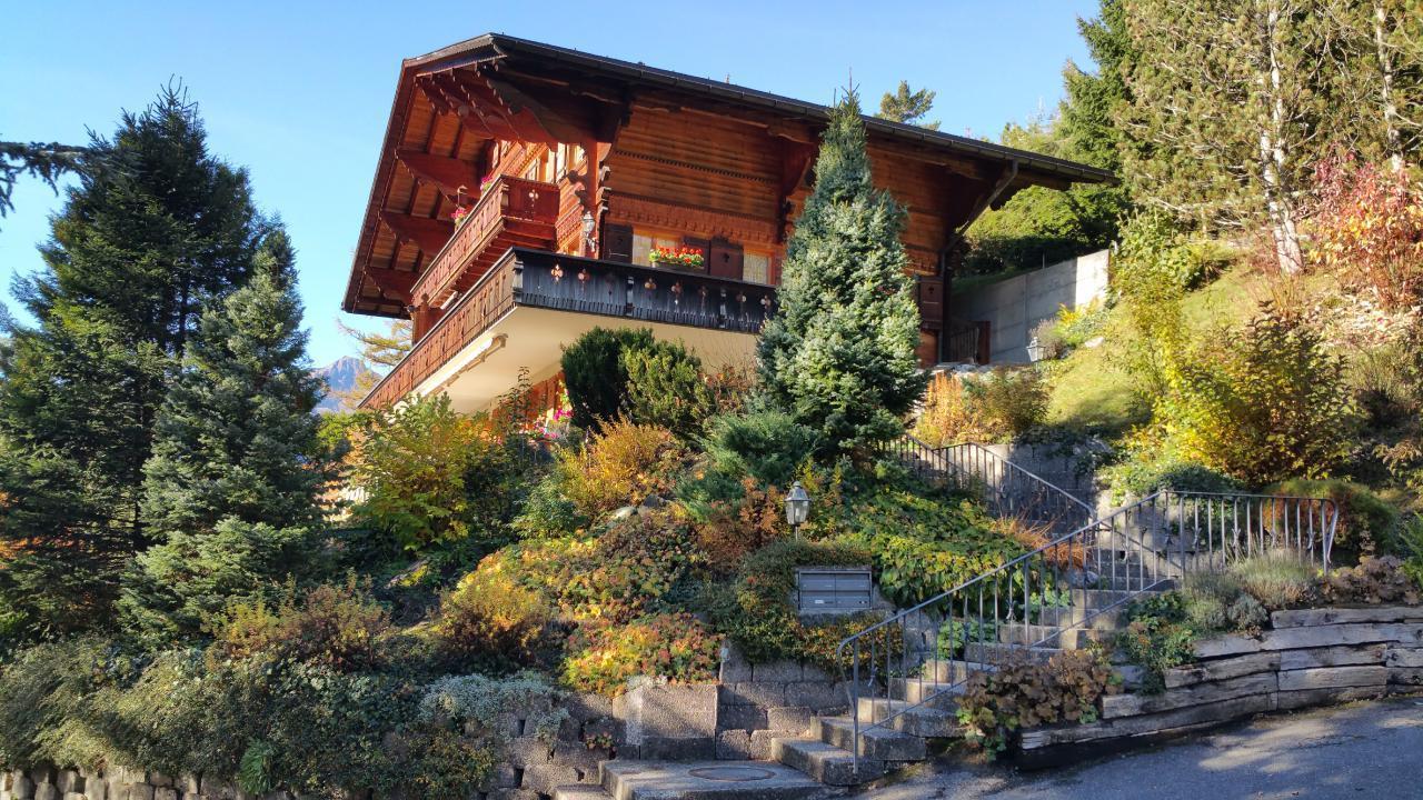 Ferienwohnung Chalet Moosrain - Studio West (1978339), Grindelwald, Jungfrauregion, Berner Oberland, Schweiz, Bild 13