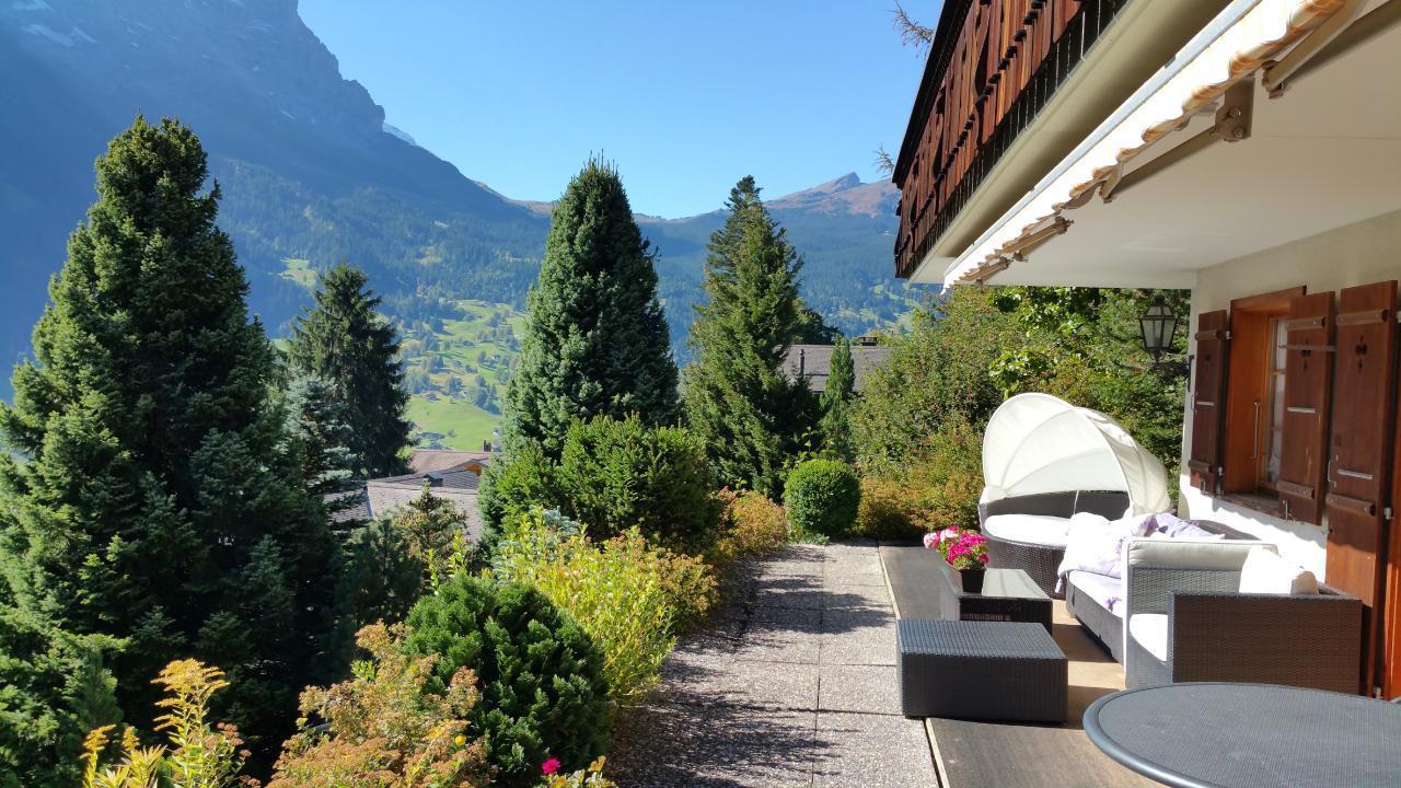 Ferienwohnung Chalet Moosrain - Studio West (1978339), Grindelwald, Jungfrauregion, Berner Oberland, Schweiz, Bild 12