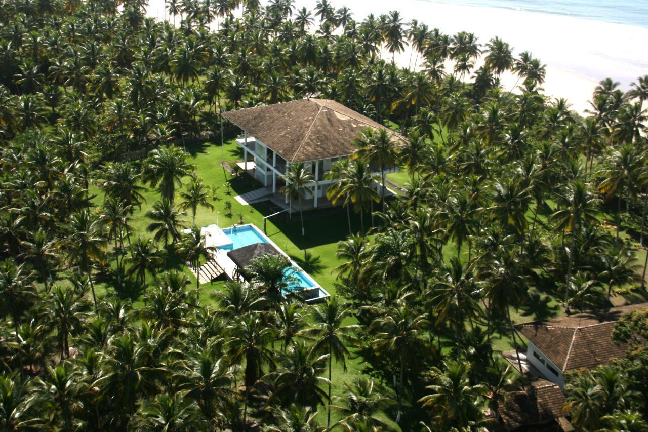 Traumhaus im Paradies am endlosen Strand Bahias