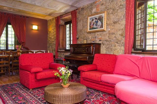 Ferienhaus Toskana: Altes Haus in den Hügeln von Pistoia (2004146), Pistoia, Pistoia, Toskana, Italien, Bild 1