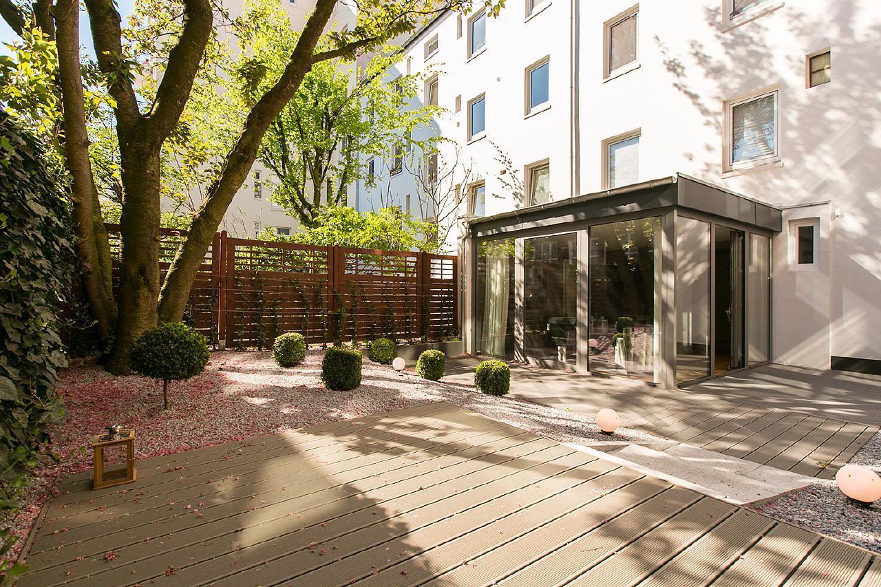 Ferienwohnung Exklusive Wohnung mit Garten - Winterhude (2007232), Hamburg, Hamburg-Nord, Hamburg, Deutschland, Bild 9