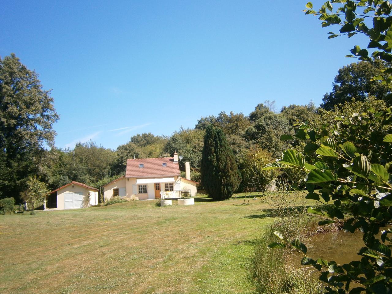 Ferienhaus La maison du garde chasse (2015213), Montceau les Mines, Saône-et-Loire, Burgund, Frankreich, Bild 17