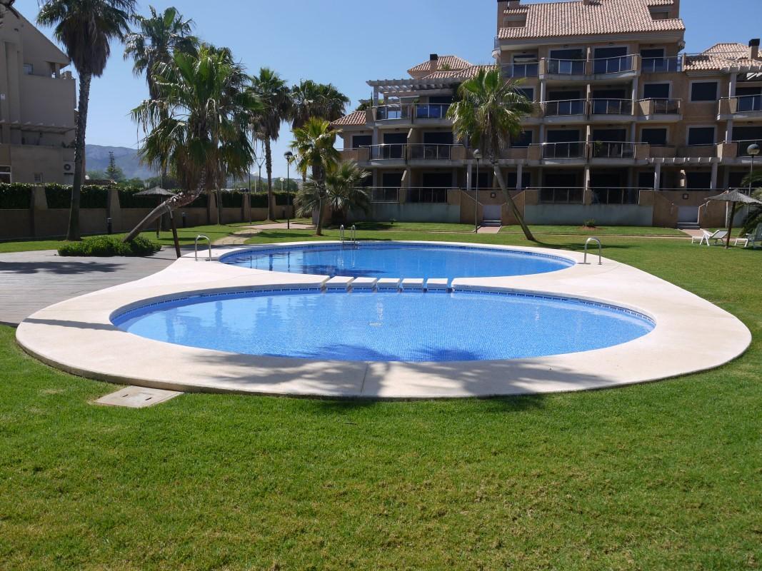 Ferienwohnung Jardines del Real 1C (2017732), Dénia, Costa Blanca, Valencia, Spanien, Bild 1