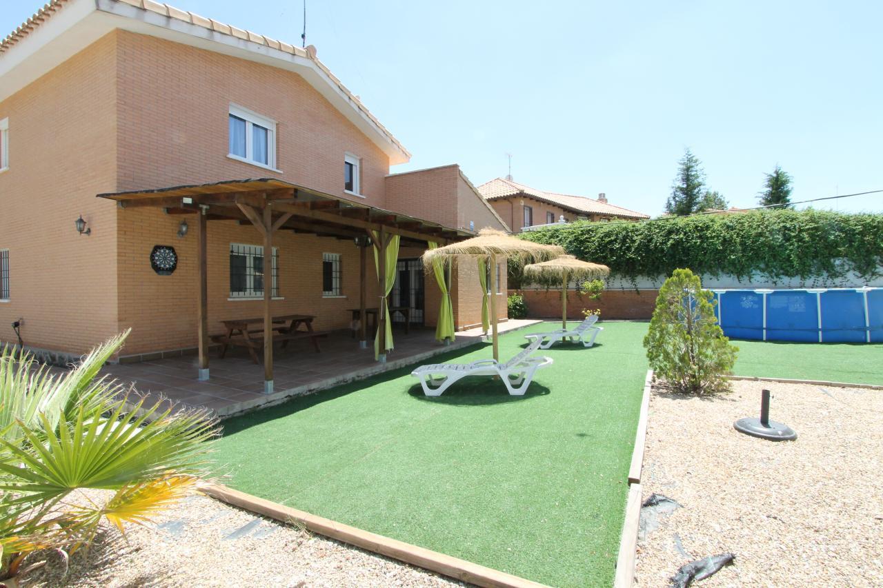 Ferienhaus CASA WARNER BALCON DEL JARAMA (2017876), Seseña Nuevo, Toledo, Kastilien-La Mancha, Spanien, Bild 2