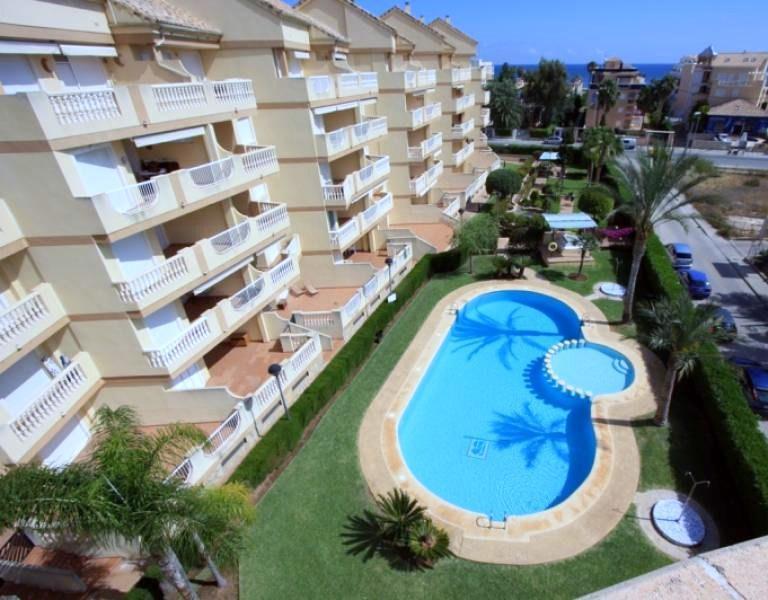 Ferienwohnung DENIA PLAYA SOL III (2023303), Dénia, Costa Blanca, Valencia, Spanien, Bild 2