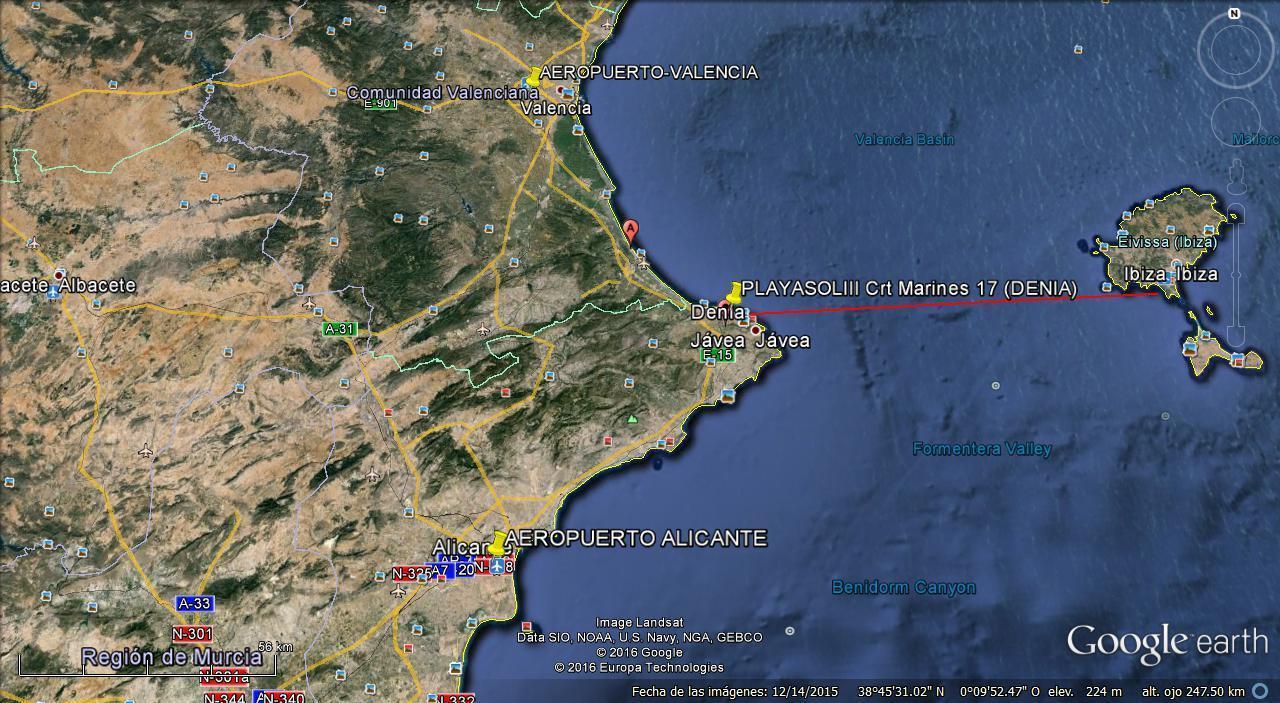 Ferienwohnung DENIA PLAYA SOL III (2023303), Dénia, Costa Blanca, Valencia, Spanien, Bild 22