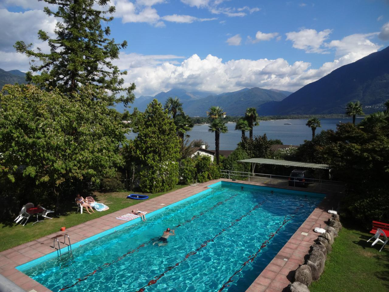 Holiday house Eco-Casa Azalea (2025498), Minusio, Lake Maggiore (CH), Ticino, Switzerland, picture 18