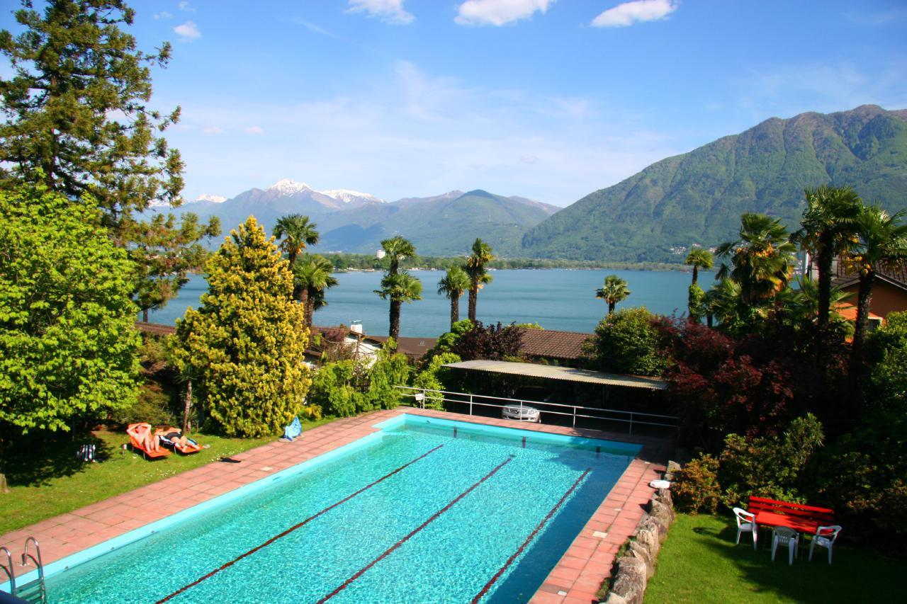 Holiday apartment Villa Primavera Appartamento 21 (2025499), Minusio, Lake Maggiore (CH), Ticino, Switzerland, picture 2