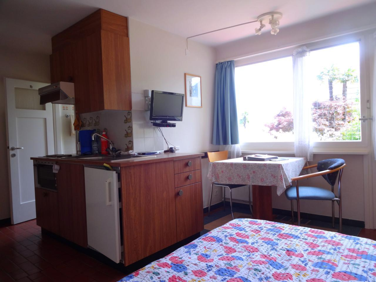 Holiday apartment Villa Primavera Studio12 (2025502), Minusio, Lake Maggiore (CH), Ticino, Switzerland, picture 4