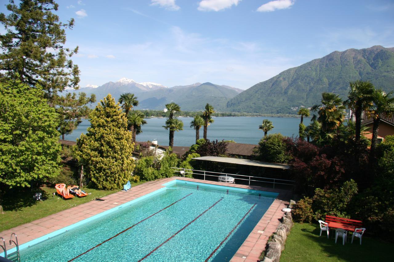 Holiday apartment Villa Primavera Studio12 (2025502), Minusio, Lake Maggiore (CH), Ticino, Switzerland, picture 10