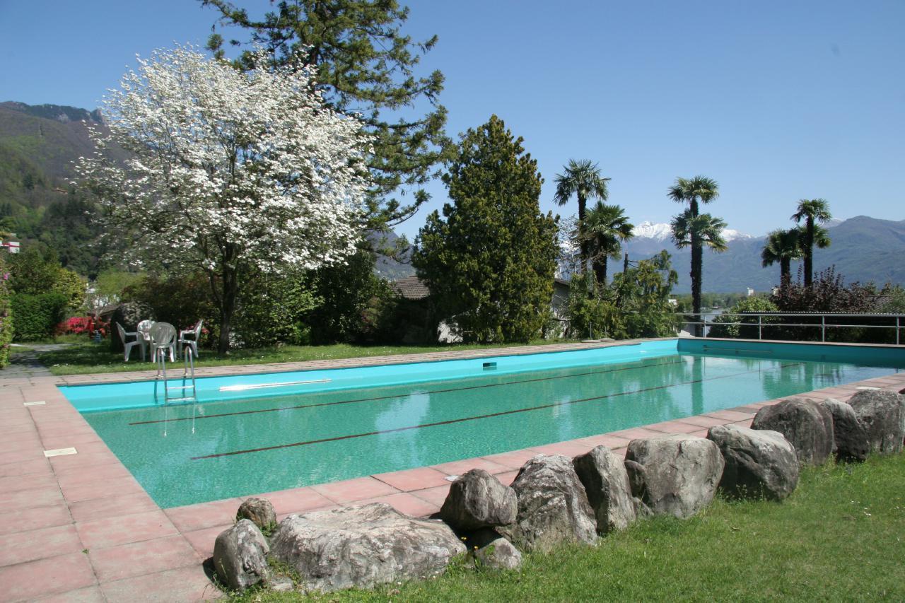 Holiday apartment Villa Primavera Studio12 (2025502), Minusio, Lake Maggiore (CH), Ticino, Switzerland, picture 11