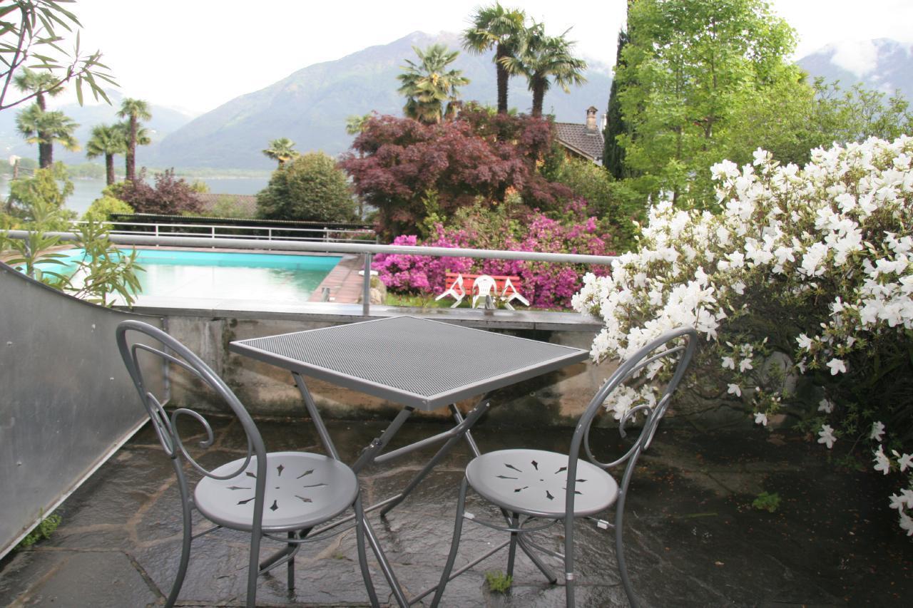 Holiday apartment Villa Primavera Studio12 (2025502), Minusio, Lake Maggiore (CH), Ticino, Switzerland, picture 2