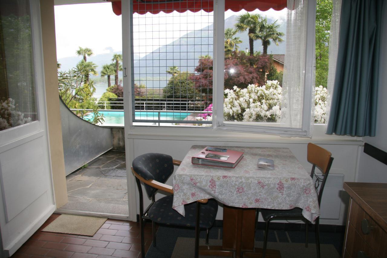 Holiday apartment Villa Primavera Studio12 (2025502), Minusio, Lake Maggiore (CH), Ticino, Switzerland, picture 3