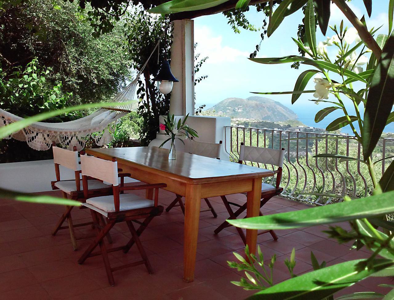 Maison de vacances Ferienhaushälfte Solandra auf sizilianischer Insel mit atemberaubenden Meeres-Rundblick (2038046), Lipari, Lipari, Sicile, Italie, image 31