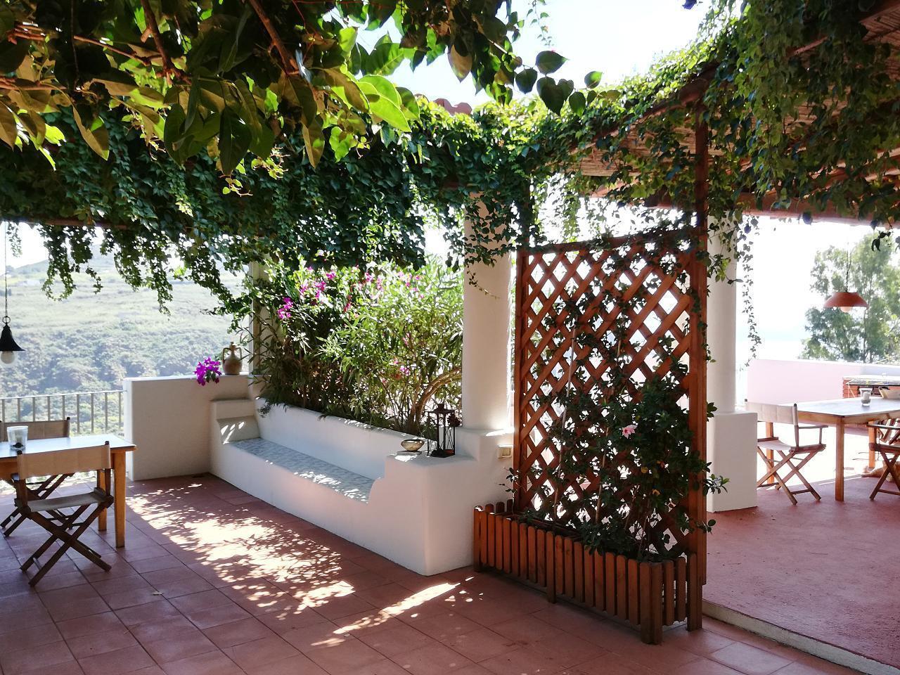 Maison de vacances Ferienhaushälfte Solandra auf sizilianischer Insel mit atemberaubenden Meeres-Rundblick (2038046), Lipari, Lipari, Sicile, Italie, image 50