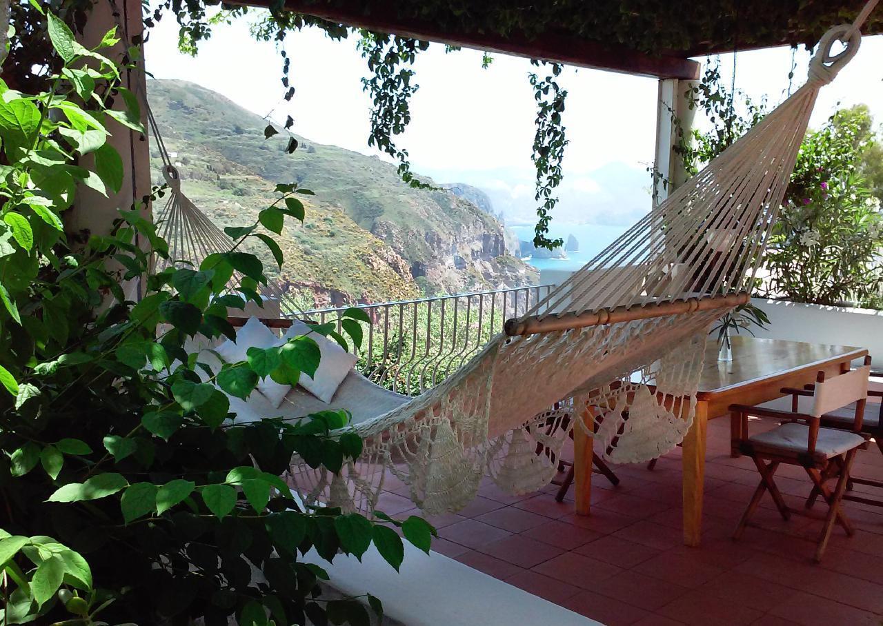 Maison de vacances Ferienhaushälfte Solandra auf sizilianischer Insel mit atemberaubenden Meeres-Rundblick (2038046), Lipari, Lipari, Sicile, Italie, image 32