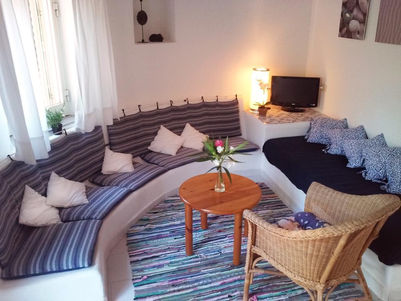 Maison de vacances Ferienhaushälfte Solandra auf sizilianischer Insel mit atemberaubenden Meeres-Rundblick (2038046), Lipari, Lipari, Sicile, Italie, image 11