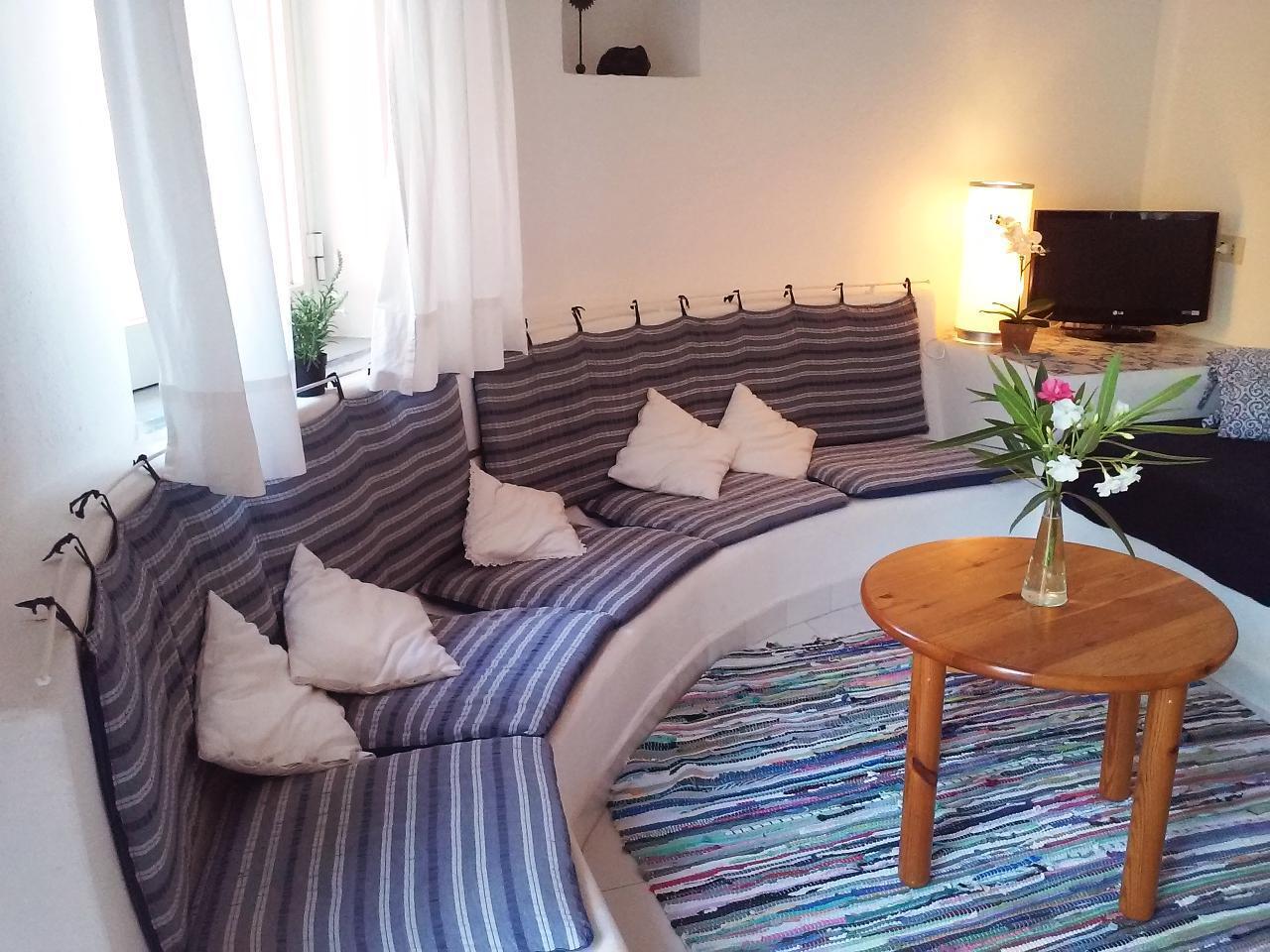 Maison de vacances Ferienhaushälfte Solandra auf sizilianischer Insel mit atemberaubenden Meeres-Rundblick (2038046), Lipari, Lipari, Sicile, Italie, image 10