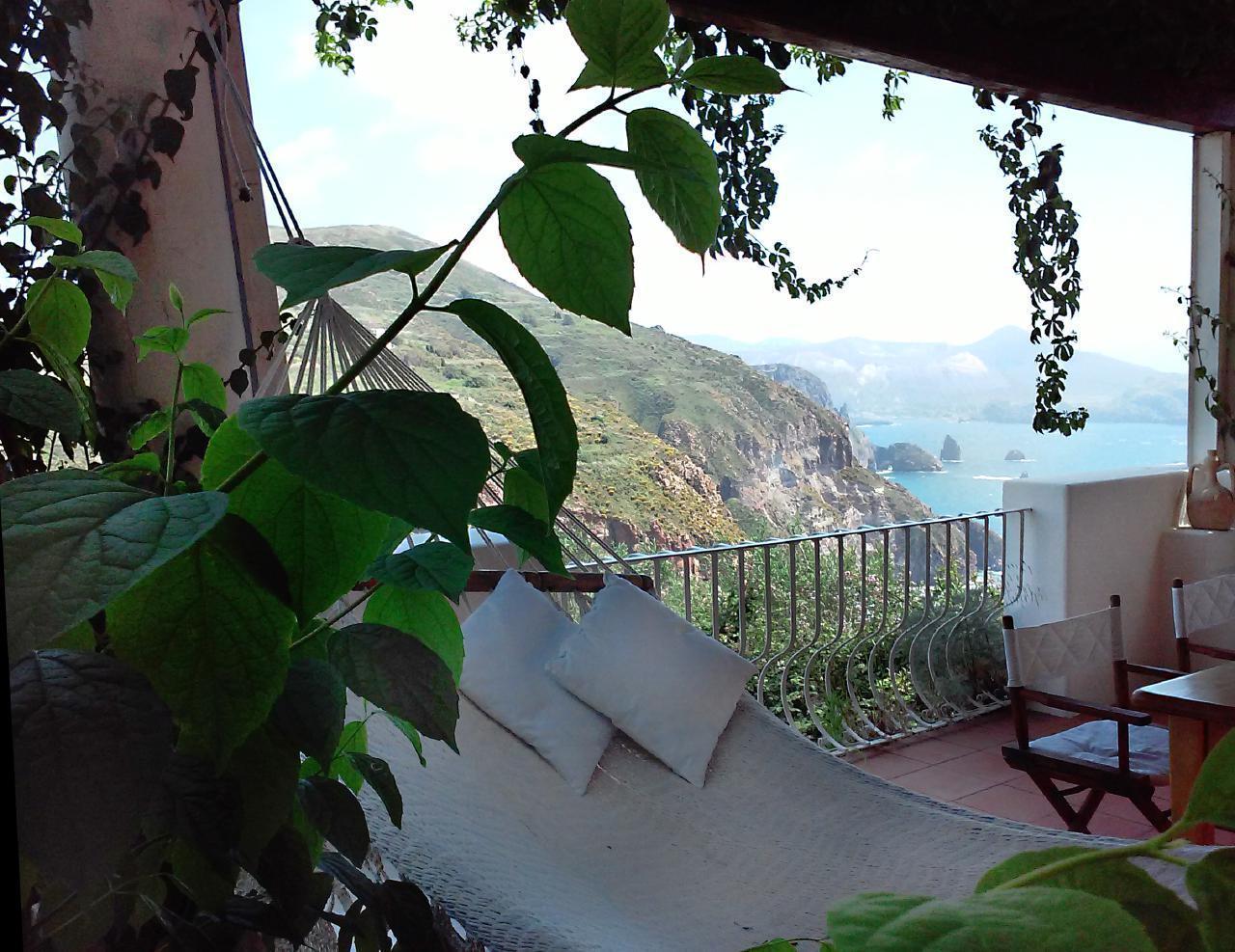 Maison de vacances Ferienhaushälfte Solandra auf sizilianischer Insel mit atemberaubenden Meeres-Rundblick (2038046), Lipari, Lipari, Sicile, Italie, image 30