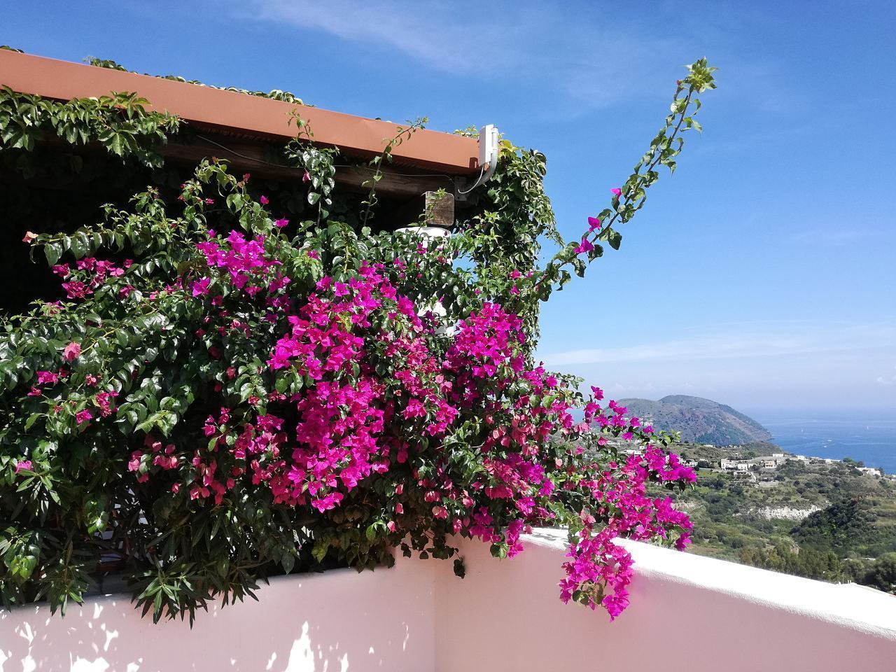 Maison de vacances Ferienhaushälfte Oleandro auf sizilianischer Insel mit atemberaubenden Meeres-Rundblick (2045159), Lipari, Lipari, Sicile, Italie, image 60
