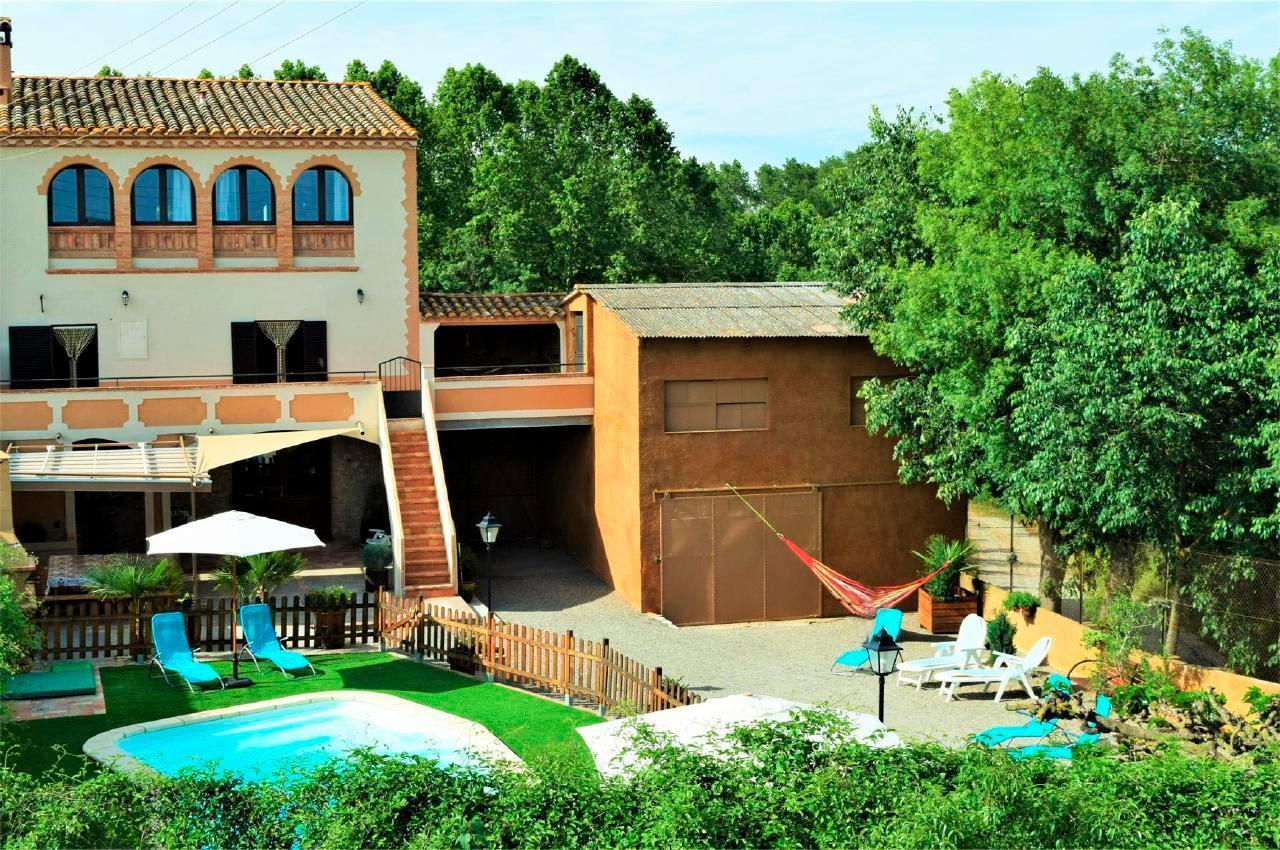 Ferienhaus Ca L'Esclop, mit privatem Swimmingpool, 18km von den Stränden der Costa Brava entfernt (2047827), Vilaur, Girona, Katalonien, Spanien, Bild 48