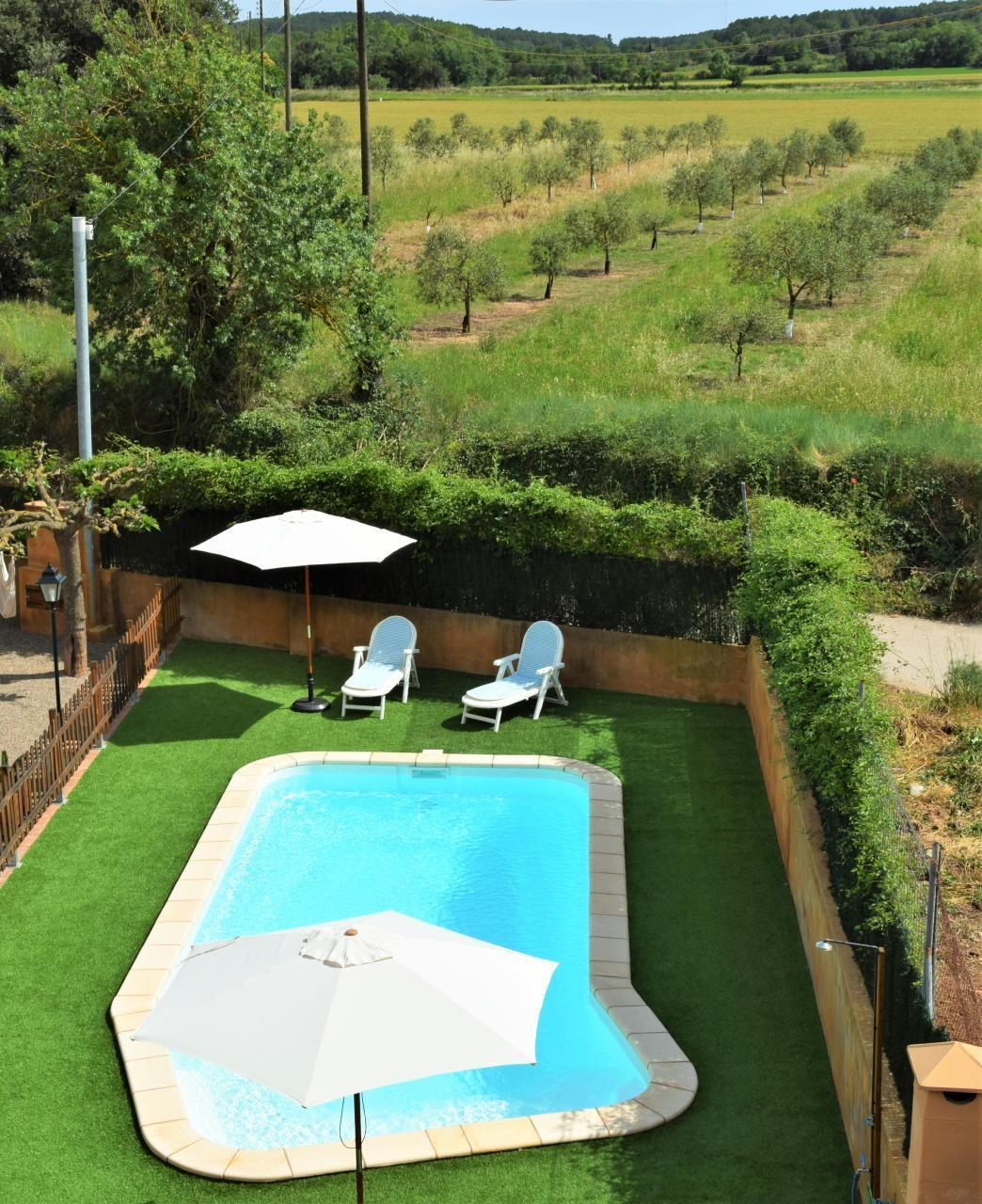 Ferienhaus Ca L'Esclop, mit privatem Swimmingpool, 18km von den Stränden der Costa Brava entfernt (2047827), Vilaur, Girona, Katalonien, Spanien, Bild 26