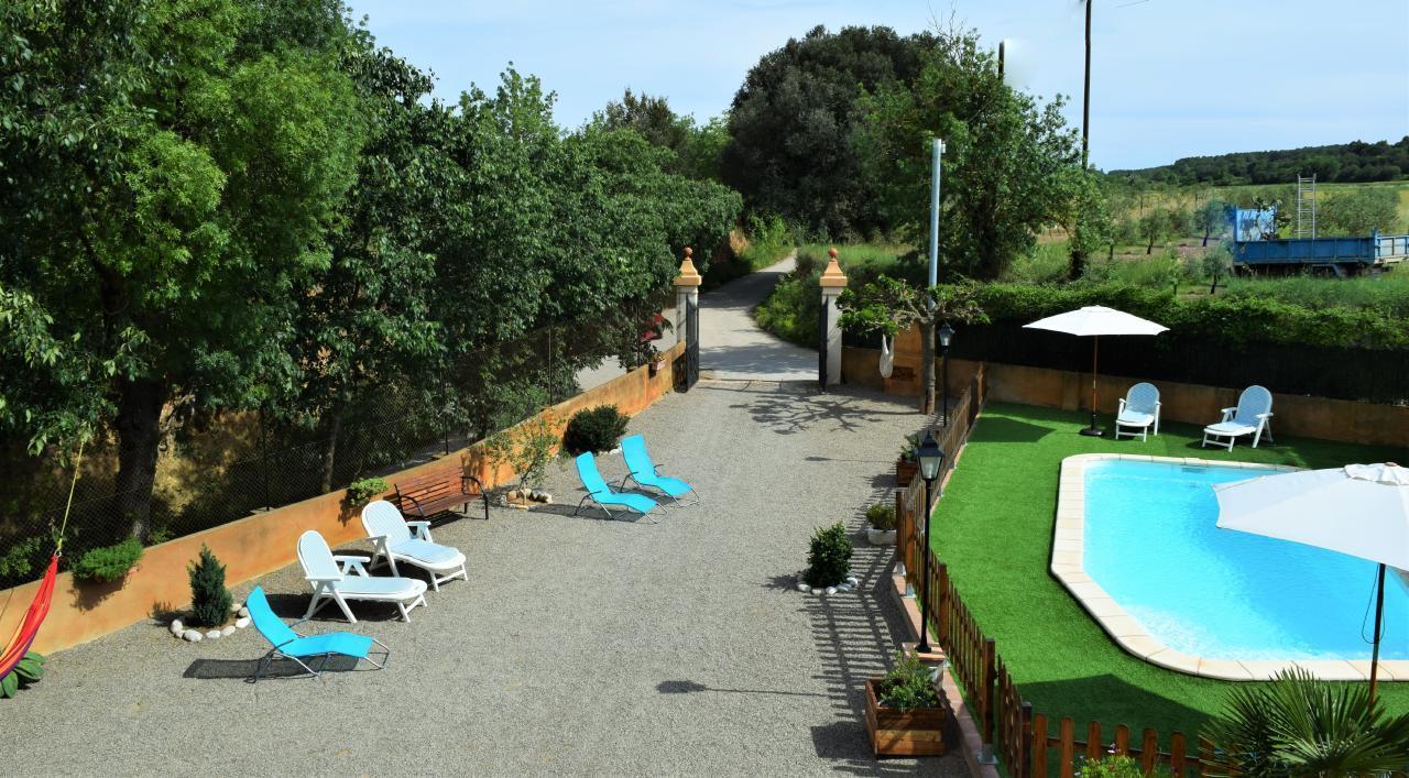Ferienhaus Ca L'Esclop, mit privatem Swimmingpool, 18km von den Stränden der Costa Brava entfernt (2047827), Vilaur, Girona, Katalonien, Spanien, Bild 34