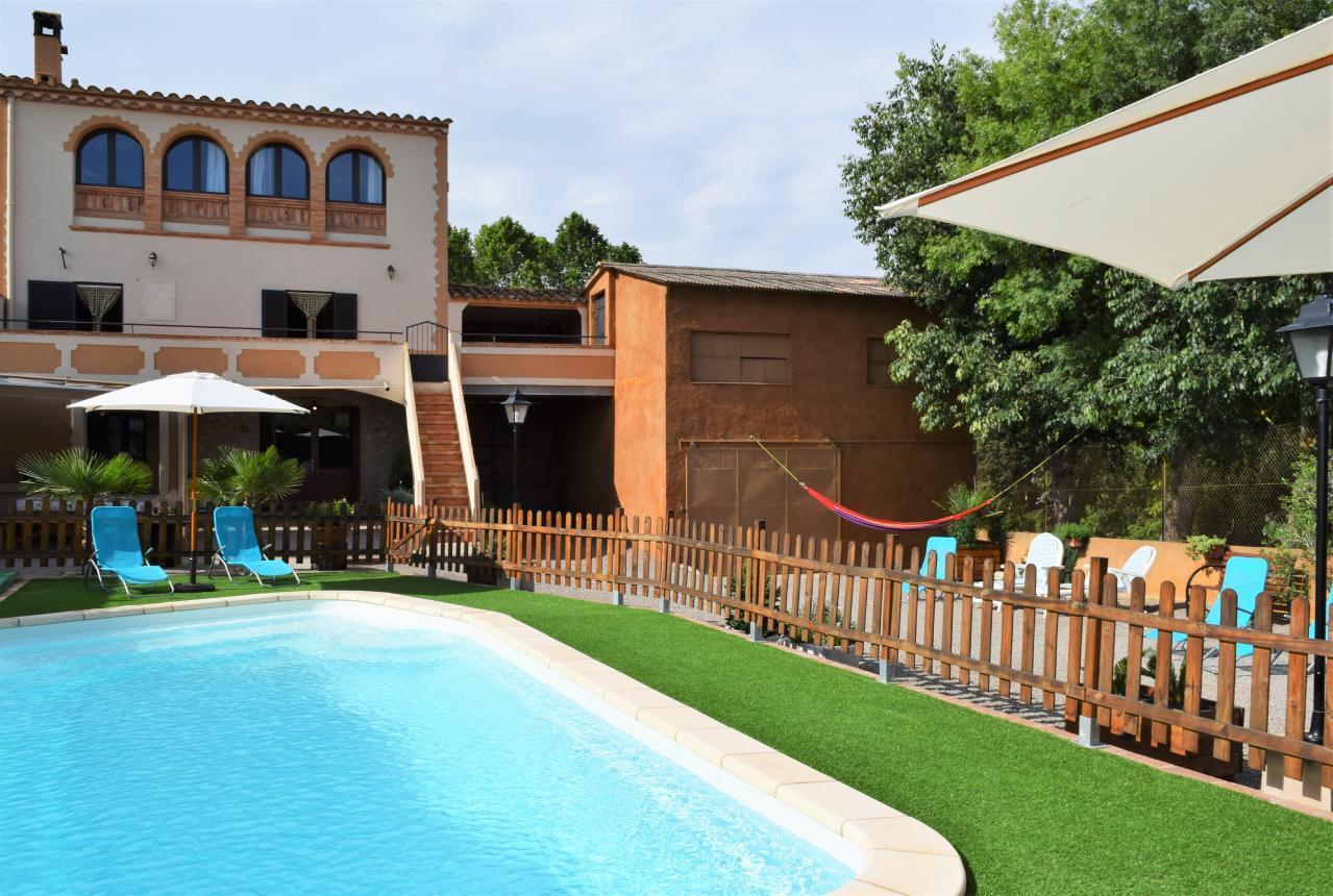 Ferienhaus Ca L'Esclop, mit privatem Swimmingpool, 18km von den Stränden der Costa Brava entfernt (2047827), Vilaur, Girona, Katalonien, Spanien, Bild 43