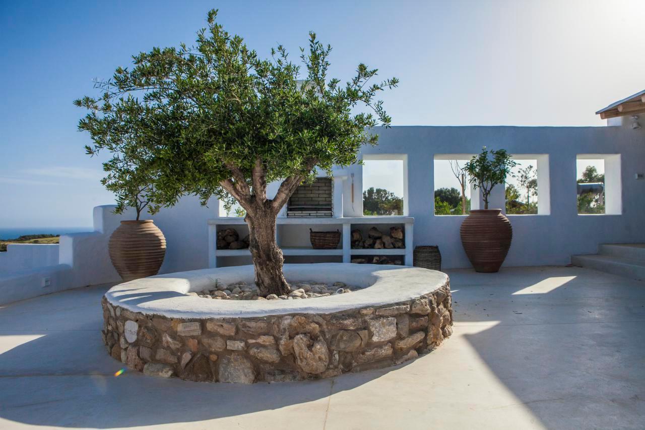 Ferienhaus Luxusvilla mit Pool, Meerblick und Jacuzzi (2055386), Lachania, Rhodos, Dodekanes, Griechenland, Bild 12