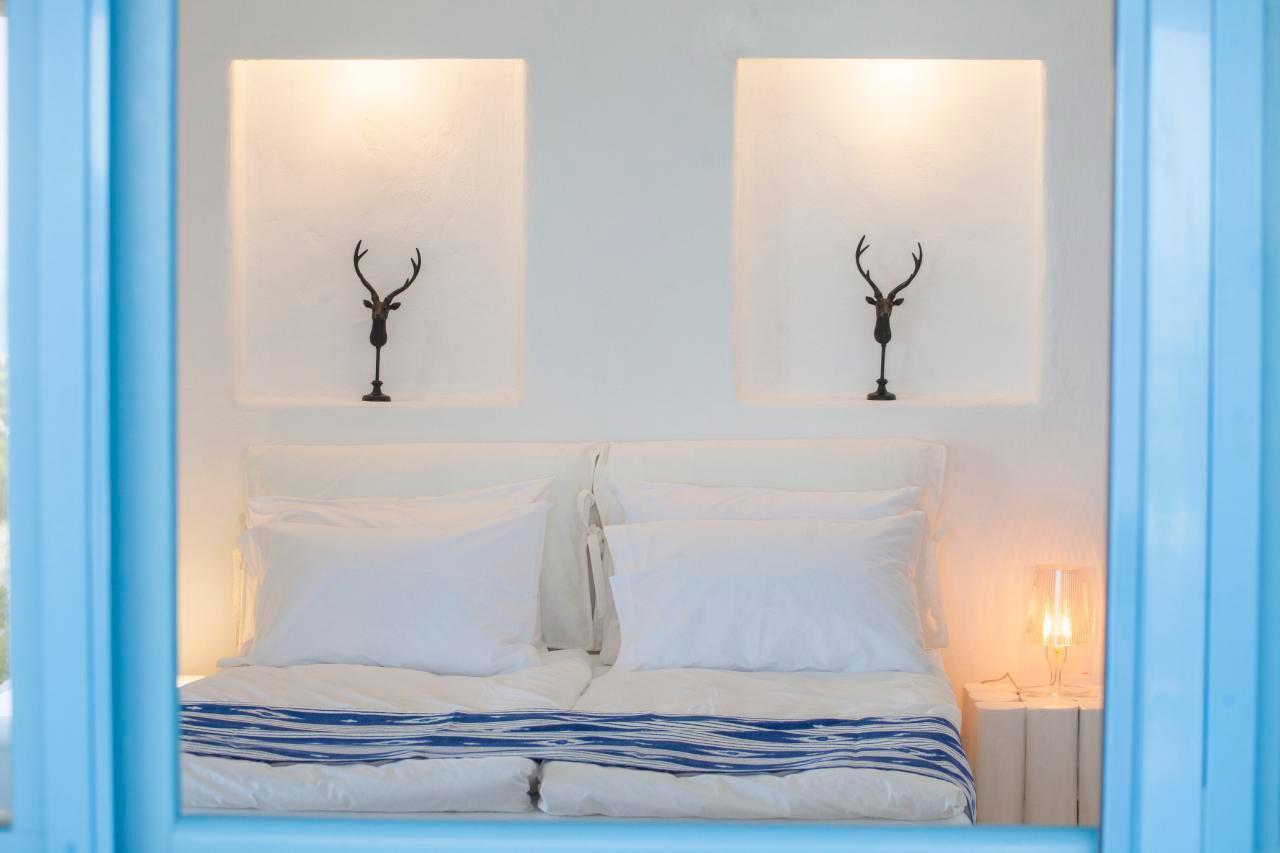 Ferienhaus Luxusvilla mit Pool, Meerblick und Jacuzzi (2055386), Lachania, Rhodos, Dodekanes, Griechenland, Bild 15