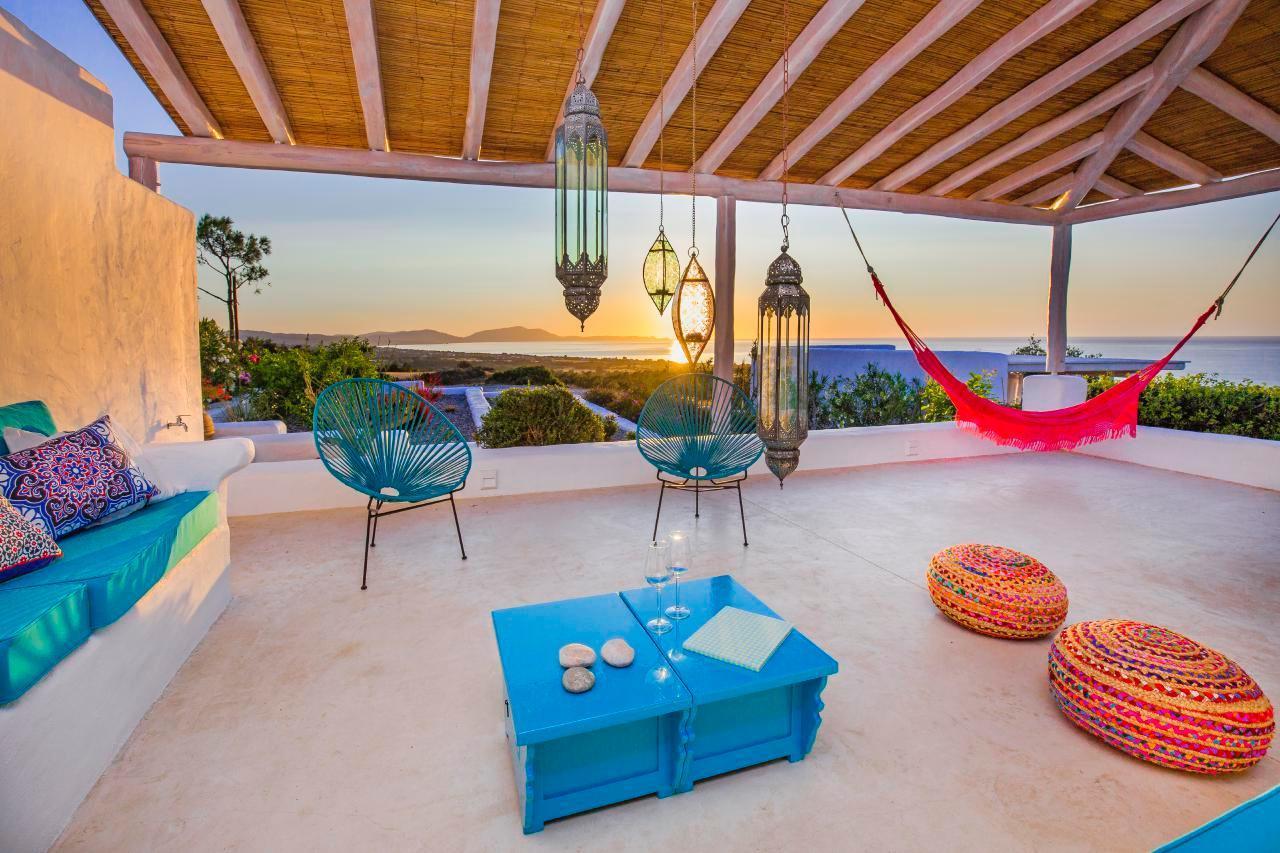 Ferienhaus Luxusvilla mit Pool, Meerblick und Jacuzzi (2055386), Lachania, Rhodos, Dodekanes, Griechenland, Bild 19