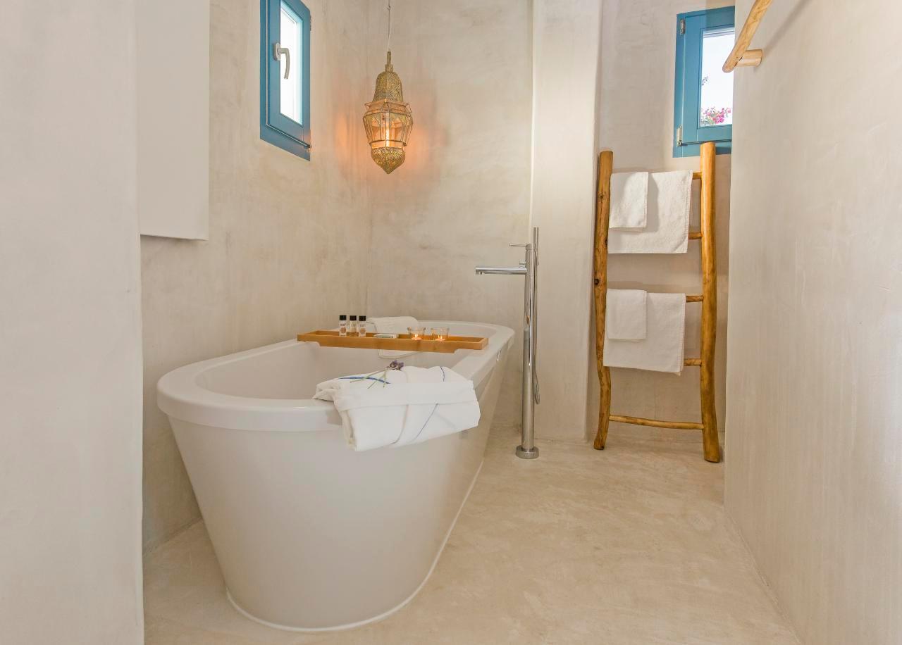 Ferienhaus Luxusvilla mit Pool, Meerblick und Jacuzzi (2055386), Lachania, Rhodos, Dodekanes, Griechenland, Bild 17