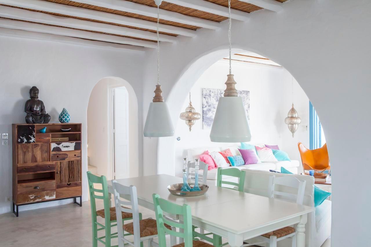 Ferienhaus Luxusvilla mit Pool, Meerblick und Jacuzzi (2055386), Lachania, Rhodos, Dodekanes, Griechenland, Bild 2