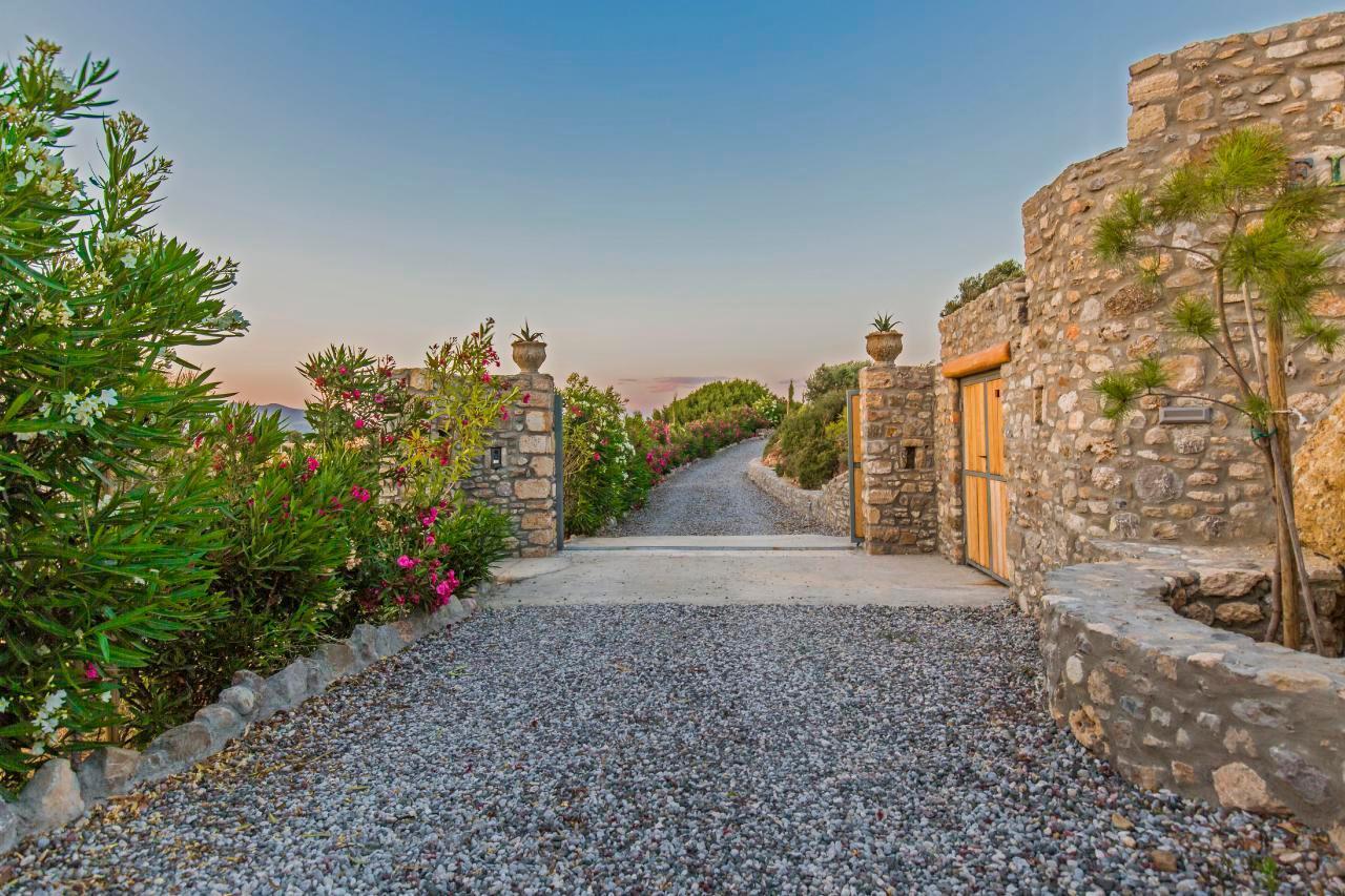 Ferienhaus Luxusvilla mit Pool, Meerblick und Jacuzzi (2055386), Lachania, Rhodos, Dodekanes, Griechenland, Bild 7