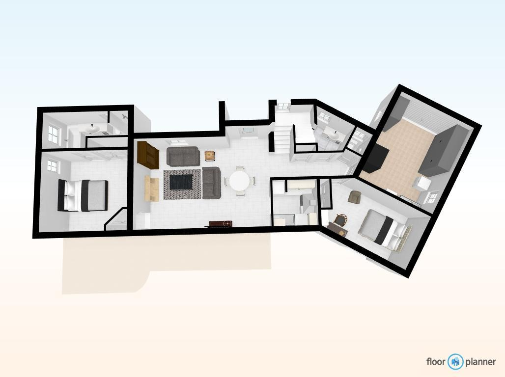 Ferienhaus Charmante Villa mit Pool und drei Schlafzimmern auf Golfplatz in Strandnähe (2060653), Saint Raphaël, Côte d'Azur, Provence - Alpen - Côte d'Azur, Frankreich, Bild 35