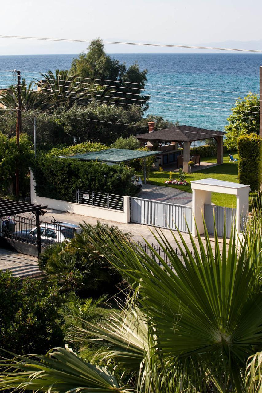Appartement de vacances 'Sun Residence' Luxusdomizil mit exlusiven Appartements in Polichrono/Chalkidiki Ruhe + Er (2069050), Polichrono, Chalcidique, Macédoine, Grèce, image 22