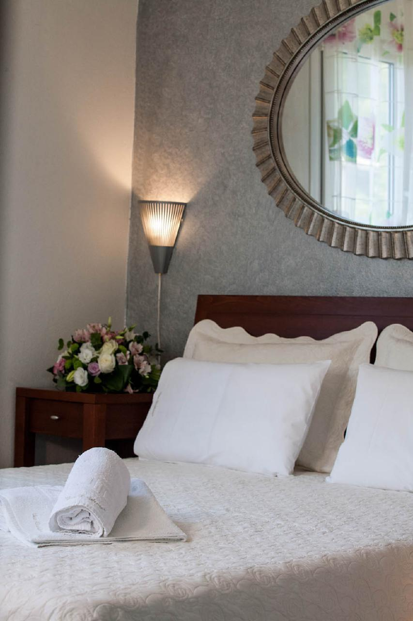 Appartement de vacances 'Sun Residence' Luxusdomizil mit exlusiven Appartements in Polichrono/Chalkidiki Ruhe + Er (2069050), Polichrono, Chalcidique, Macédoine, Grèce, image 27