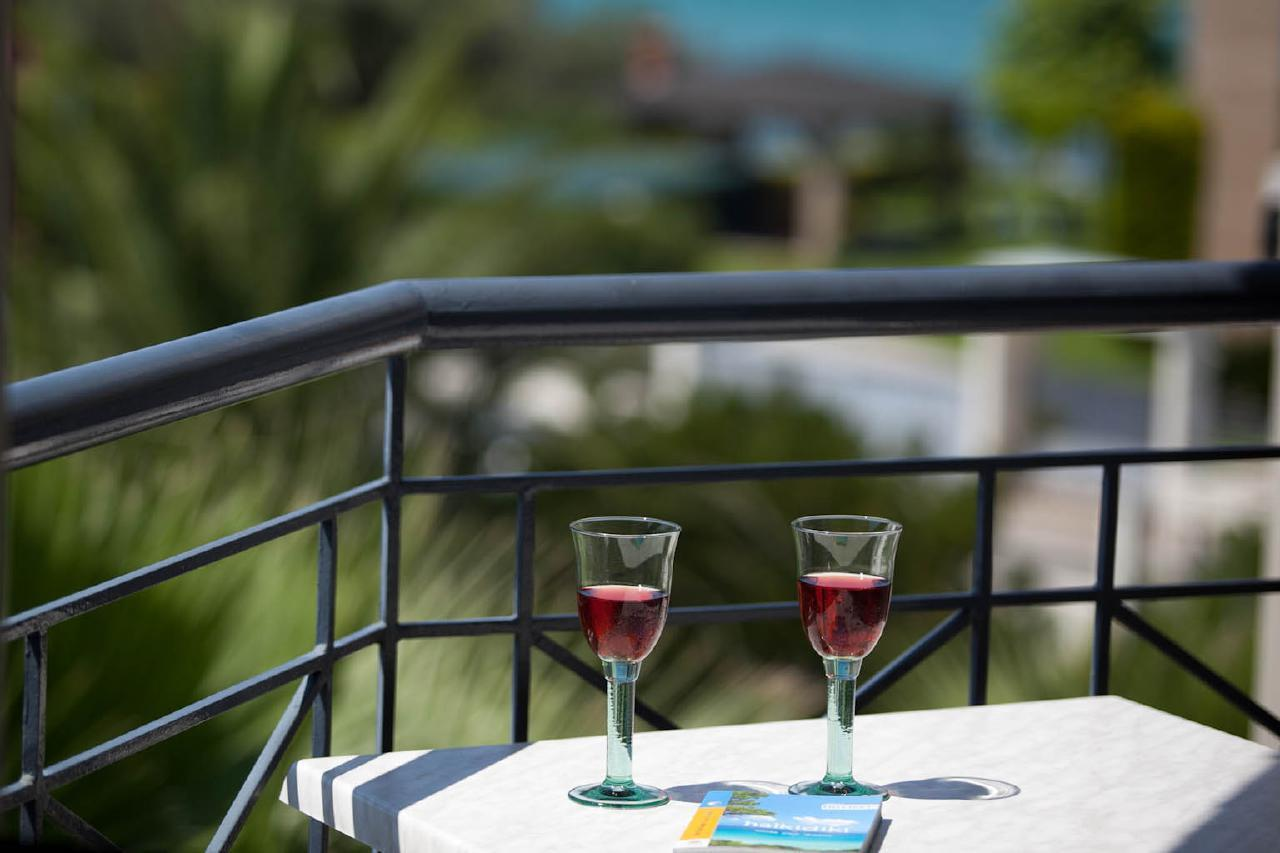Appartement de vacances 'Sun Residence' Luxusdomizil mit exlusiven Appartements in Polichrono/Chalkidiki Ruhe + Er (2069050), Polichrono, Chalcidique, Macédoine, Grèce, image 39