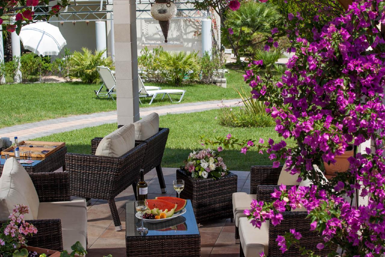Appartement de vacances 'Sun Residence' Luxusdomizil mit exlusiven Appartements in Polichrono/Chalkidiki Ruhe + Er (2069050), Polichrono, Chalcidique, Macédoine, Grèce, image 7