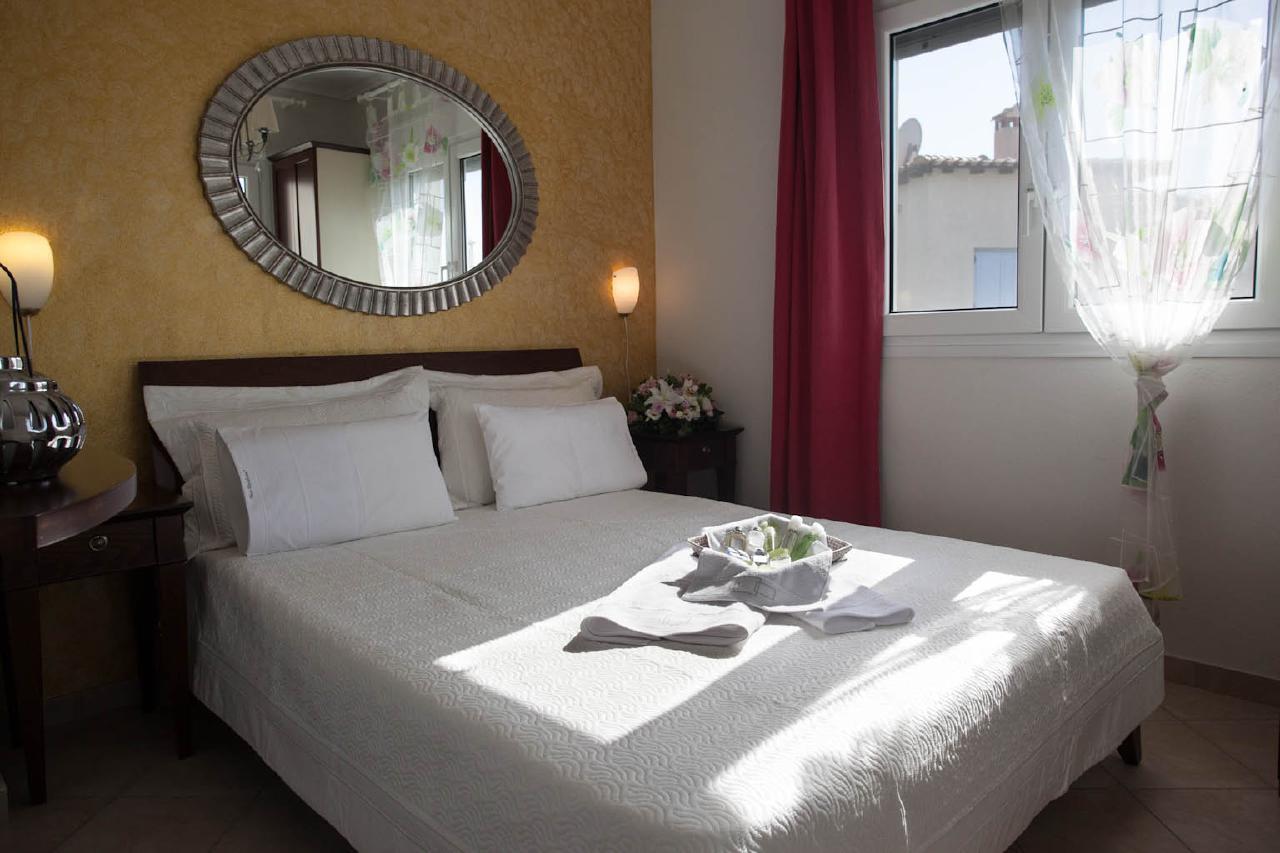 Appartement de vacances 'Sun Residence' Luxusdomizil mit exlusiven Appartements in Polichrono/Chalkidiki Ruhe + Er (2069050), Polichrono, Chalcidique, Macédoine, Grèce, image 4