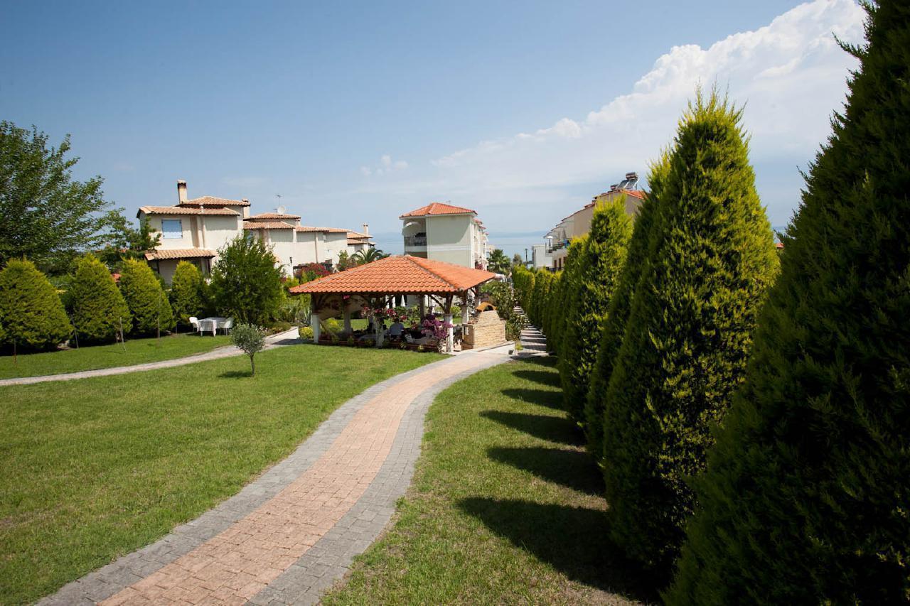 Appartement de vacances 'Sun Residence' Luxusdomizil mit exlusiven Appartements in Polichrono/Chalkidiki Ruhe + Er (2069050), Polichrono, Chalcidique, Macédoine, Grèce, image 44