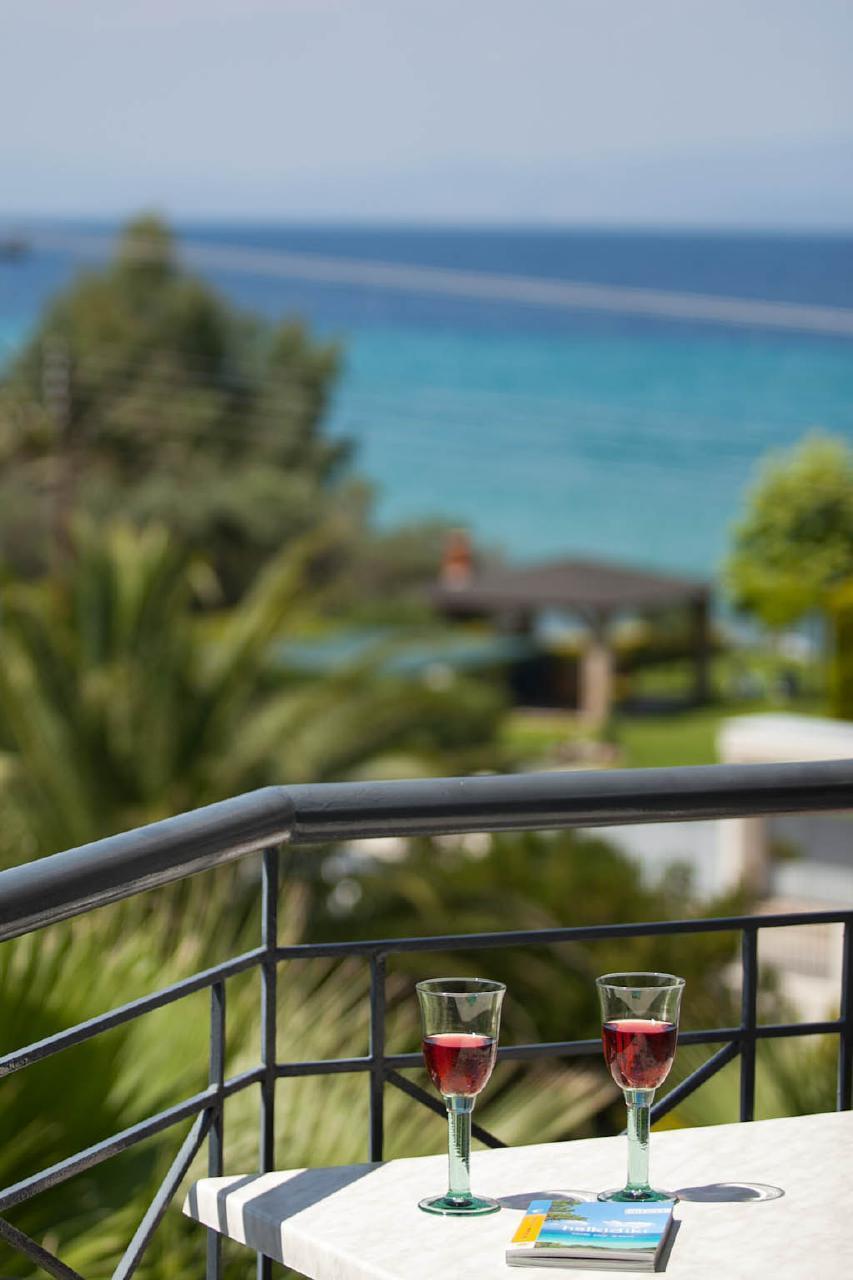 Appartement de vacances 'Sun Residence' Luxusdomizil mit exlusiven Appartements in Polichrono/Chalkidiki Ruhe + Er (2069050), Polichrono, Chalcidique, Macédoine, Grèce, image 5