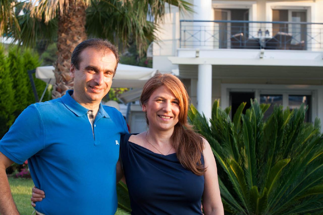 Ferienwohnung 'Sun Residence' Luxusdomizil mit exlusiven Appartements in Polichrono/Chalkidiki Ruhe  Erh (2069050), Polichrono, Chalkidiki, Makedonien, Griechenland, Bild 6
